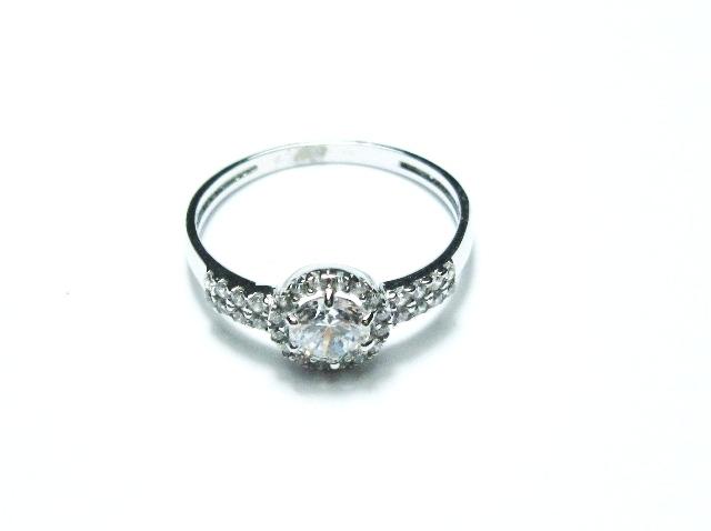 anelli oro e zirconi