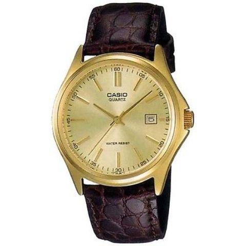orologio donna dorato casio