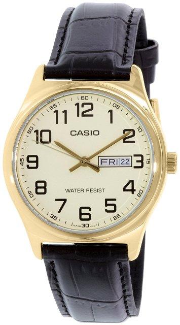 Casio Orologio Classico con numeri arabi