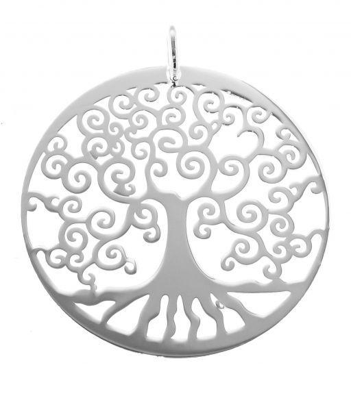 Ciondolo pendente Albero della Vita in argento 925