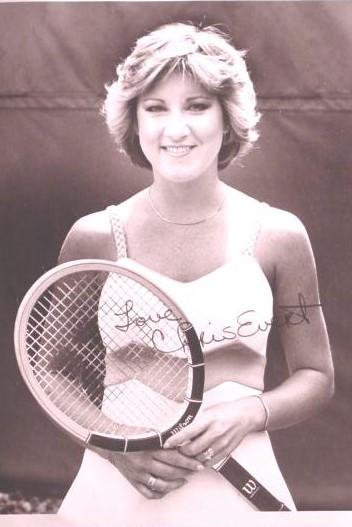 storia del bracciale tennis-Chris-Evert