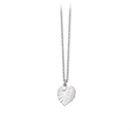 Collana donna 2Jewels in acciaio e perle coltivate