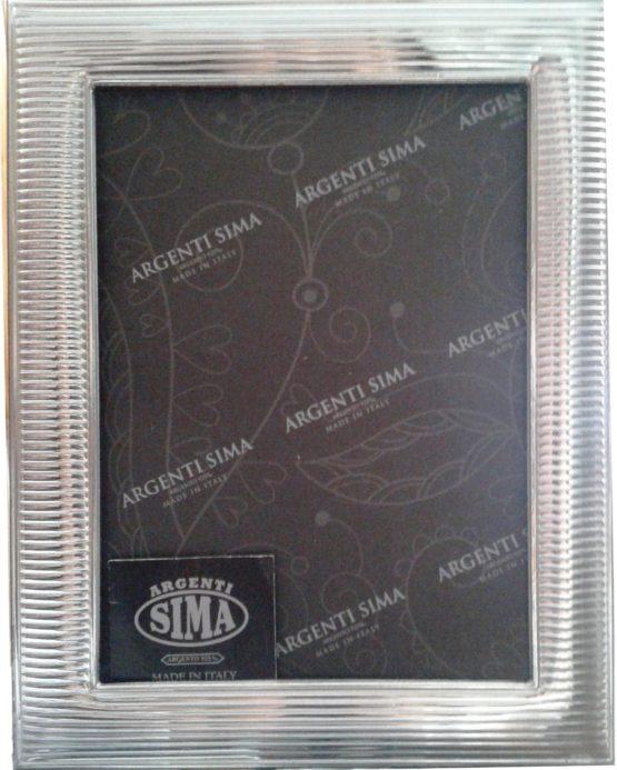 Cornice portafoto Sima Argenti cm 13x18