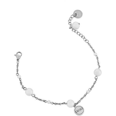Bracciale da donna liujo con perle lj1501