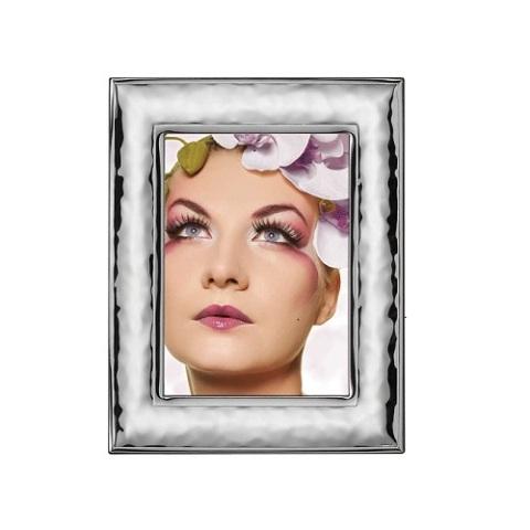 Cornice portafoto in argento Valenti 9x13-52001-3L
